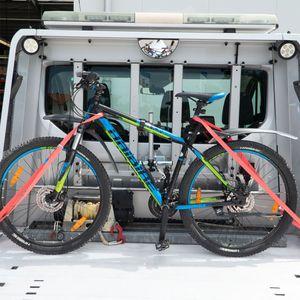 E-Bike Halter
