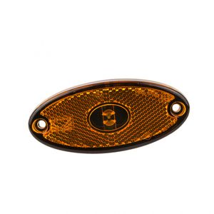 Seitenmarkierungsleuchte gelb orange, LED (12V) - ALGEMA SHOP