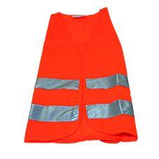 Warnweste EN471 Farbe=Orange - ALGEMA SHOP