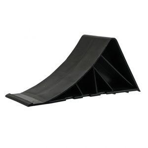 Kunststoff-Unterlegkeil, schwarz - ALGEMA SHOP