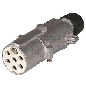 Stecker 7-polig 24V - ALGEMA SHOP