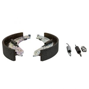 Bremsbacken-Set KNOTT 200x50 + Federn - ALGEMA SHOP