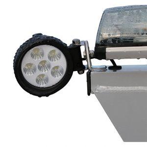 Arbeitsscheinwerfer LED Quadro Spot - ALGEMA SHOP