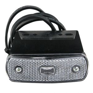 Positionsleuchte weiß rechteckig, LED - ALGEMA SHOP