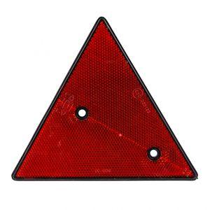 Dreiecksrückstrahler rot / schraubbar - ALGEMA SHOP