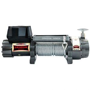 SeilwindeDragon Winch DWH 9000 HD 4082 kg / Kunst. Seil - ALGEMA SHOP