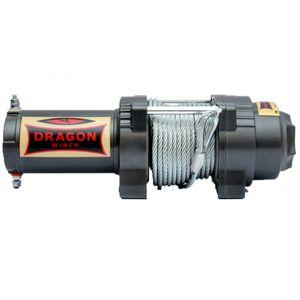 Seilwinde Dragon Winch DWH 3500 HD 1588 kg / Kunst. Seil - ALGEMA SHOP