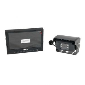 LUIS R7-S Rückfahrsystem mit Shutter Kamera - ALGEMA SHOP