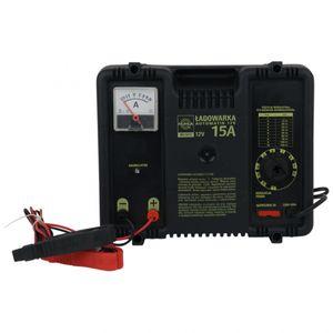 Ladegerät BK 12V 15A Automatik - ALGEMA SHOP