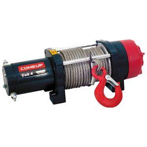 Seilwinde ComeUP CUB 4 1800 kg 12 V - ALGEMA SHOP