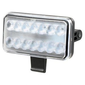 LED-Arbeitsscheinwerfer eckig 42 W, 2800 Lumen - ALGEMA SHOP